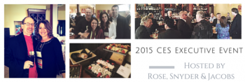 RSJ CES Exec Event 2015